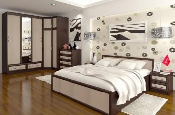 """Модульная спальня """"Модерн"""""""
