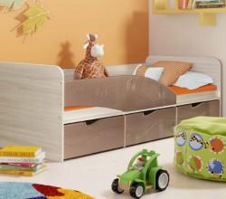 """Кровать детская, подростковая """"Бриз 3 """""""