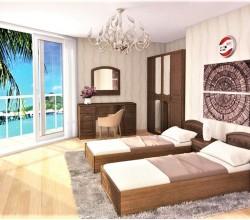 Модульная спальня Венеция