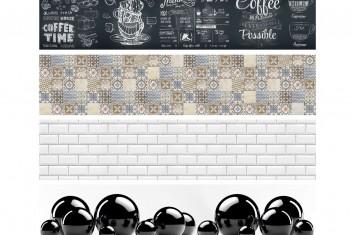 Стеновые панели с фотопечатью (Скинали)