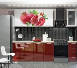 """Кухонный гарнитур """"Гранат"""" 1,6; 1,8; 2.0; 2,1 метра"""