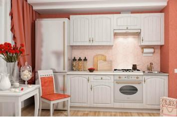 """Кухонный гарнитур """"Монако"""" 2,1м"""