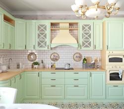 "Кухня на заказ ""Неоклассика-PV"""