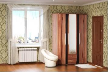 Шкаф для одежды «Вива»