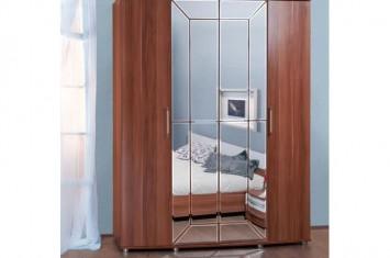 Шкаф 4-х дверный «Амели»